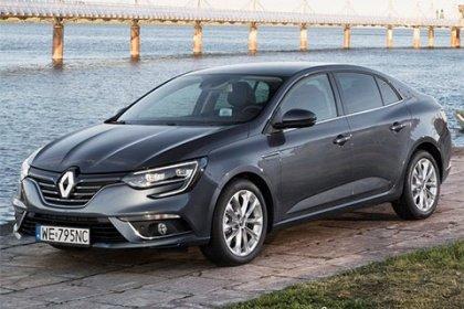 Renault Mégane GrandCoupé 1.5 dCi/81 kW EDC Intens