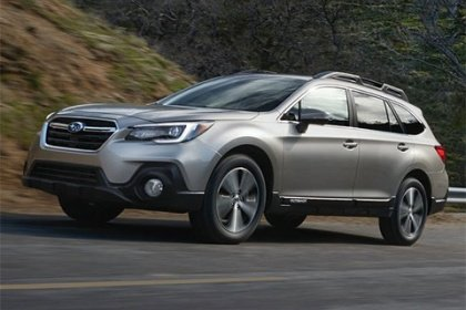 Subaru Outback 2.0D Active