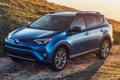 Toyota RAV4 2.5 HYBRID 4x4 Executive