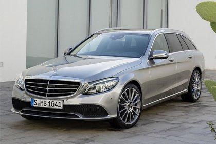 Mercedes-Benz C kombi C 220 d Standardní výbava