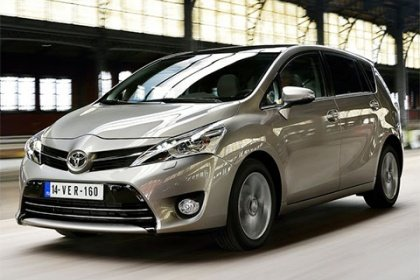 Toyota Verso 1.8 Valvematic Multidrive S Executive