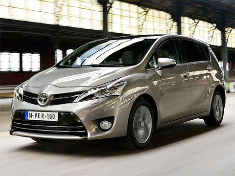 Toyota Verso - recenze a ceny | Carismo.cz