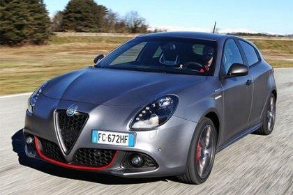 Alfa Romeo Giulietta 1.8 TBi Veloce