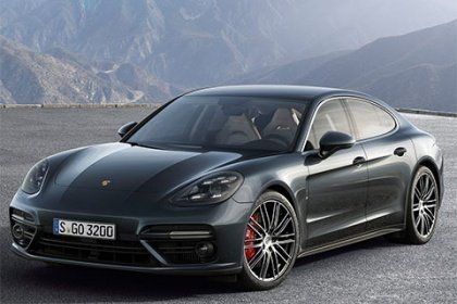 Porsche Panamera Turbo Turbo Executive