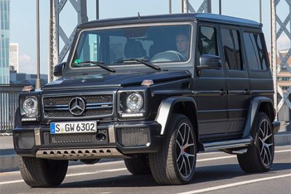 Mercedes-Benz G AMG 63 AT G-Class