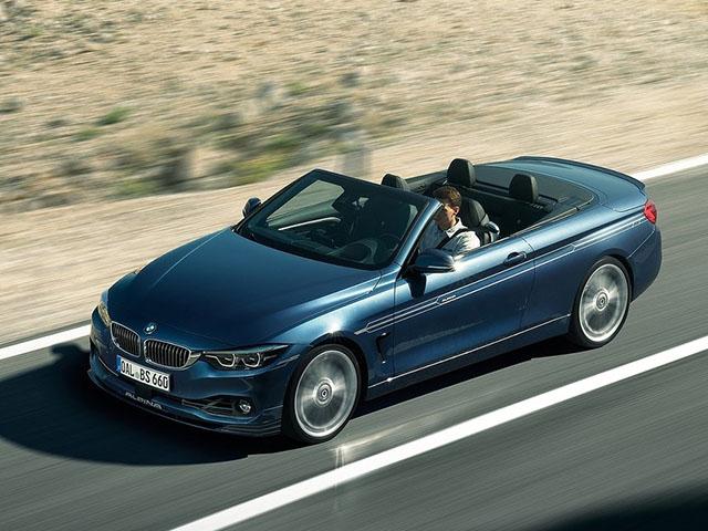BMW ALPINA B4 S BITURBO Cabrio - recenze a ceny | Carismo.cz