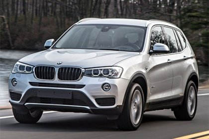 BMW X3 xDrive20d AT xDrive20i AT