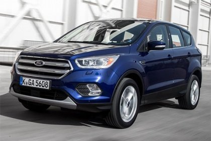 Ford Kuga 2.0 TDCi/110 kW AWD Powershift Titanium TOP Edition