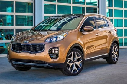 Kia Sportage 1.7 CRDi AT Cool