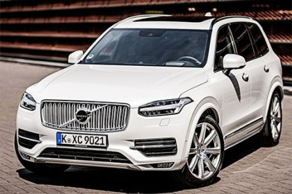 Volvo XC90 T8 Twin Engine AWD Excellence