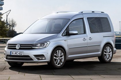 Volkswagen Caddy Kombi 1.2 TSI BMT manual 62kw M