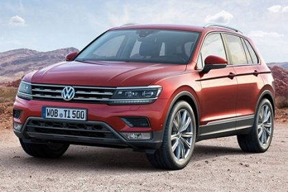 Volkswagen Tiguan 1.4 TSI ACT 4Motion R-Line Highline