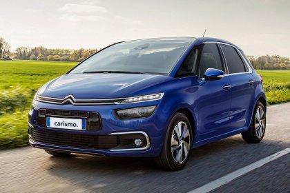 Citroën C4 SpaceTourer 1.5 BlueHDi 96 kW AT Feel