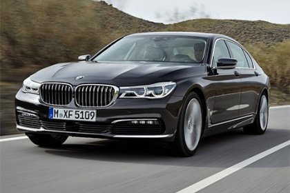 BMW 7 Long 750Li xDrive 750