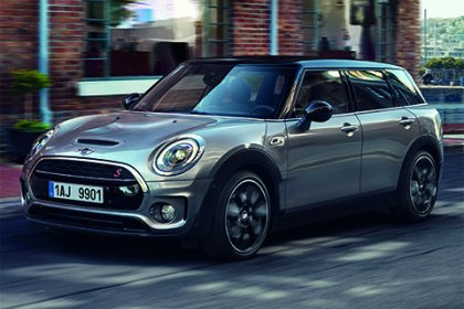 Mini Clubman One D Cooper