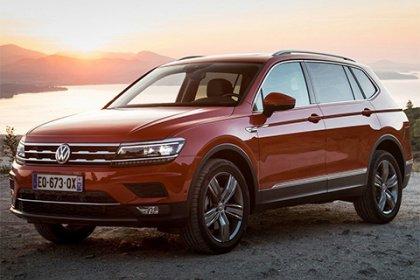 Volkswagen Tiguan Allspace 1.5 TSI 110 kW Comfortline