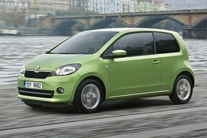 Škoda Citigo 3dv. 1.0 MPI/44 kW AT Ambition