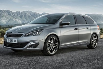 Peugeot 308 SW 2.0 BlueHDI EAT6 Allure