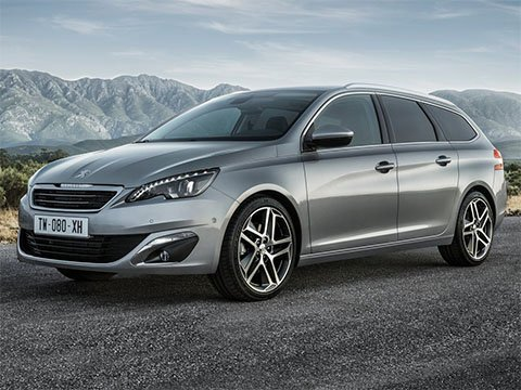 Peugeot 308 SW - recenze a ceny | Carismo.cz