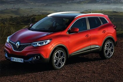 Renault Kadjar 1.6 TCe 120kW Intens